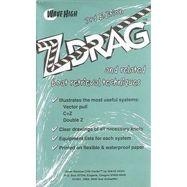 NRS Z-Drag Rescue Crib Sheet