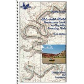 RiverMaps RiverMaps San Juan River 3rd Edition Guide Book