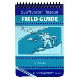 RiverMaps Swiftwater Rescue Field Guide Book