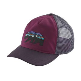 Patagonia Patagonia Women's Fitz Roy Bear Layback Trucker Hat - Geode Purple