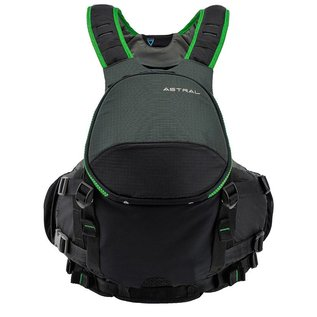 Astral BlueJacket - Pine Needle Green - M/L