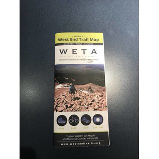 WETA WETA- West End Trail Map 2