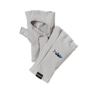 Patagonia Patagonia Lightweight Sun Gloves - Tailored Grey