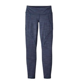 Patagonia Patagonia Women's Centered Tights - Space Dye - Dolomite Blue