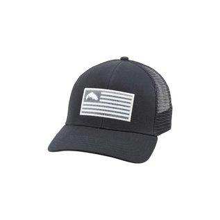 Simms Fishing Simms Tactical Trucker - Black