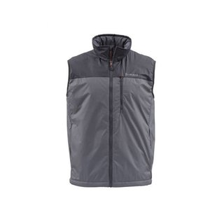 Simms Fishing Simms Midstream Insulated Vest - Anvil