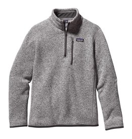 PATAGONIA Y BOYS BETTER SWEATER 1/4 ZIP