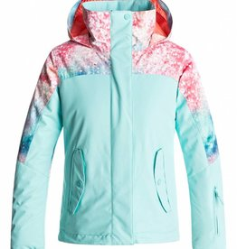 ROXY Y ROXY JETTY BLOCK GIRL JACKET
