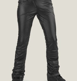 W BATTLE F. LEATHER PANT