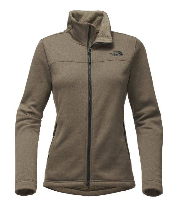 NORTHFACE W TIMBER FULL ZIP JACKET