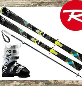 ROSSIGNOL FAMOUS SKI PACKAGE