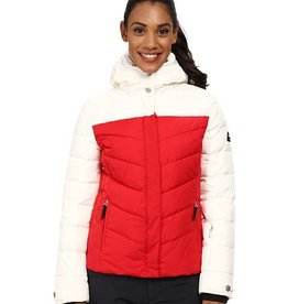 BOGNER W SALLY-D JACKET RED/WHT (4)