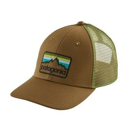 PATAGONIA LOGO BADGE LOPRO TRUCKER HAT