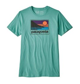 PATAGONIA UP&OUT ORGANIC T-SHIRT