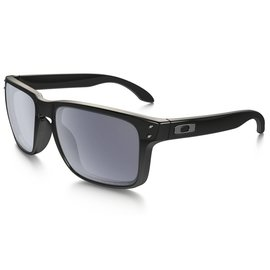 Oakley Oakley - HOLBROOK - Polished Black w/ Grey Polarized