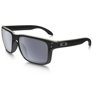 Oakley Oakley - HOLBROOK - Polished Black w/ Grey Polarized