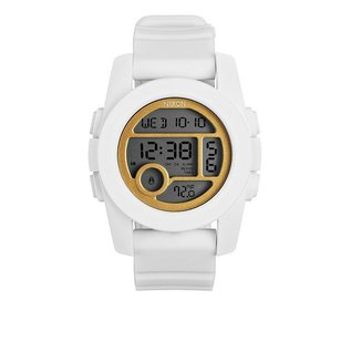 Nixon Nixon - Unit 40 - All White Gold