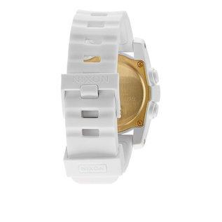 Nixon Nixon - Unit 40 - All White Gold