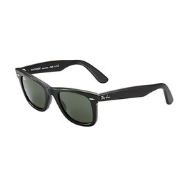 Ray-Ban Ray-Ban - ORIGINAL WAYFARER 54 (901) - Black w/ Crystal Green