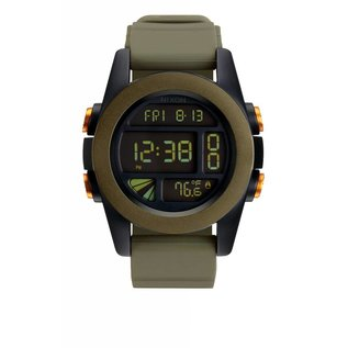 Nixon Nixon - UNIT - Surplus/Black/Orange Ano