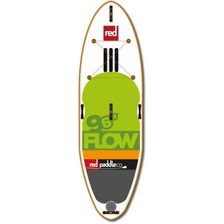 """Red Paddle CO Red Paddle CO - FLOW iSUP -9'6"""""""