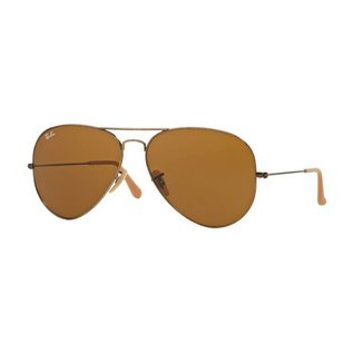 Ray-Ban Ray-Ban - AVIATOR LARGE 58 (177/33) - Antique Gold w/ Brown