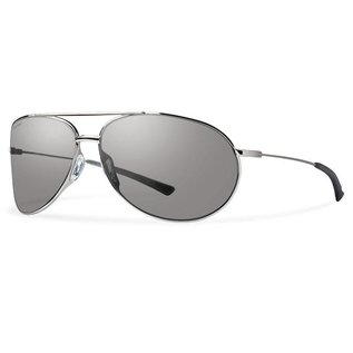 Smith Optics Smith - ROCKFORD - Silver w/ Polar Platinum