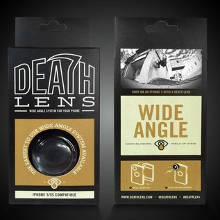 Death Lens DEATH LENS - Wide Angle iPhone Camera Lens - 5/5S/SE