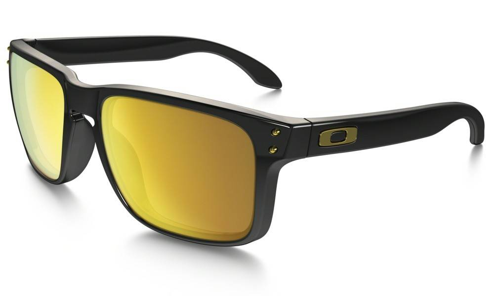 Oakley Oakley Holbrook polished black /24kiridium 1jVdCEPAyA