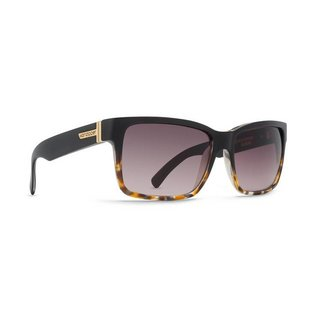 Von Zipper VZ - ELMORE - Tortoise Black w/ Brown Gradient