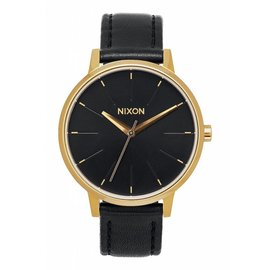 Nixon Nixon - KENSINGTON LEATHER - Gold/Black