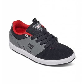DC DC - Yth COLE SIGNATURE - Blk/Gry/Red -