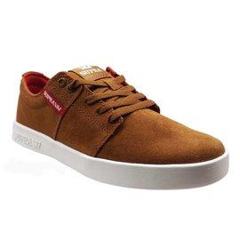 Supra Footwear Supra - STACKS II - Brn/Red/Wht -