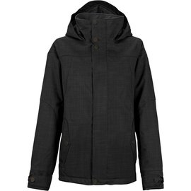 Burton Burton - JET SET Jkt - TRUE BLACK - LRG