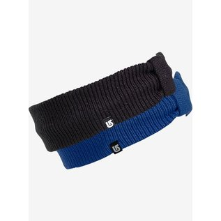 Burton Burton - ASHLEY Headband 2 Pack - Scuba/True Black