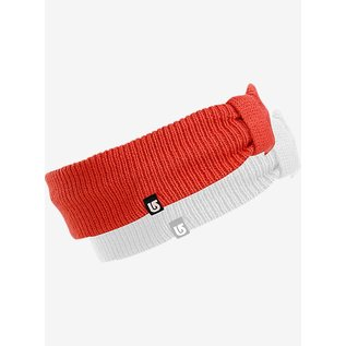 Burton Burton - ASHLEY Headband 2 Pack - Stout White/Coral