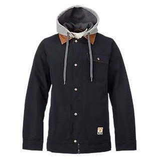 Burton Burton - DUNMORE JACKET - True Black Oxford - Medium