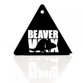 Beave Wax - TRIANGLE SCRAPER