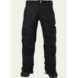Burton Burton - SOCIETY PANT - True Black -