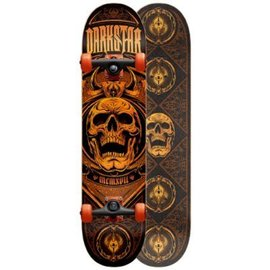 Darkstar Darkstar - Crest Premium - Orange - FULL 7.75