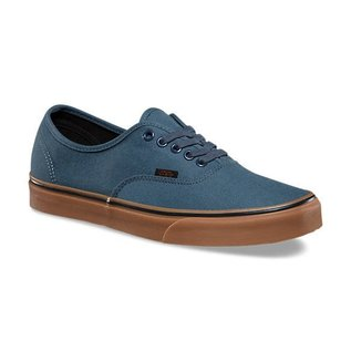 Vans Vans - AUTHENTIC (Gum) - Dark Slate/Black -