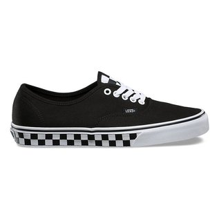 Vans Vans - AUTHENTIC - (Checker Tape) Blk/Wht -