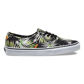 Vans Vans - Authentic - (Decay Palms) Blk/Tru -
