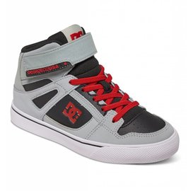 DC DC - YTH SPARTAN HIGH EV - Gry/Blk/Red -