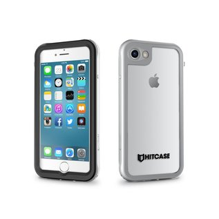 HitCase Hitcase - iPhone 7 SHIELD Case - Silver