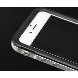 HitCase Hitcase - iPhone 6/6S SHIELD Case - Silver
