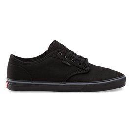 Vans Vans - ATWOOD LOW - (Canvas) - Black/Black -