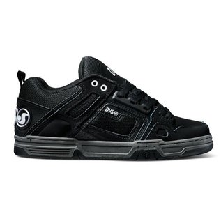 DVS DVS - COMANCHE - Blk/Blk Leather -