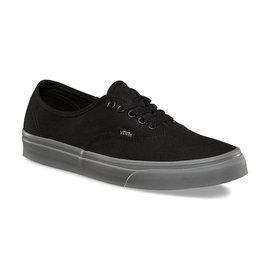 Vans Vans - AUTHENTIC (POP) Blk/Frst Gry -