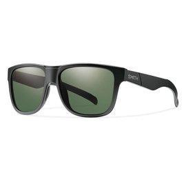 Smith Optics Smith - LOWDOWN XL - Matte Black w/ CP Polar Grey Green